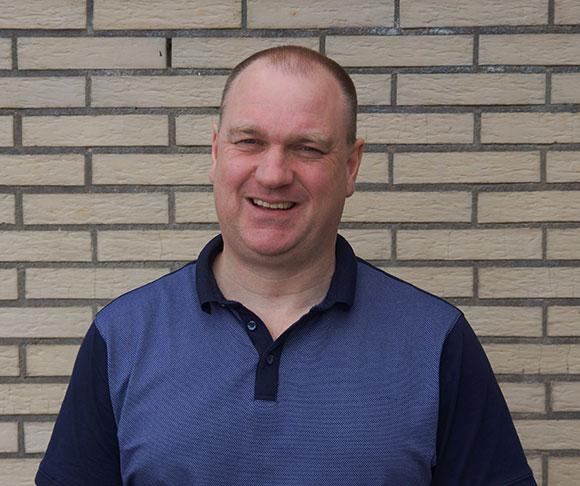 Bert Jan van der Worp